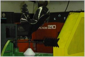 atelier structure métallique